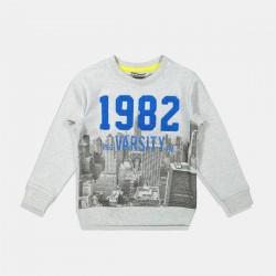 DJ Dutchjeans Блуза в сиво 1982
