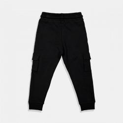 DJ Dutchjeans спортен панталон в черно за момче