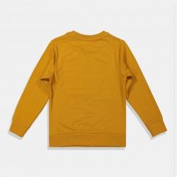 DJ Dutchjeans блуза в цвят Камел Go Away