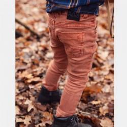 Koko Noko керемидено оранжев панталон за момче