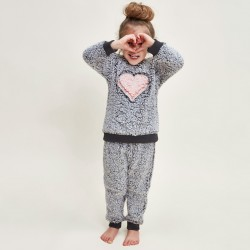 Charlie Choe пухкавa пижама за момиче