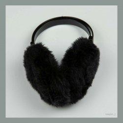 Черни ушанки с пух