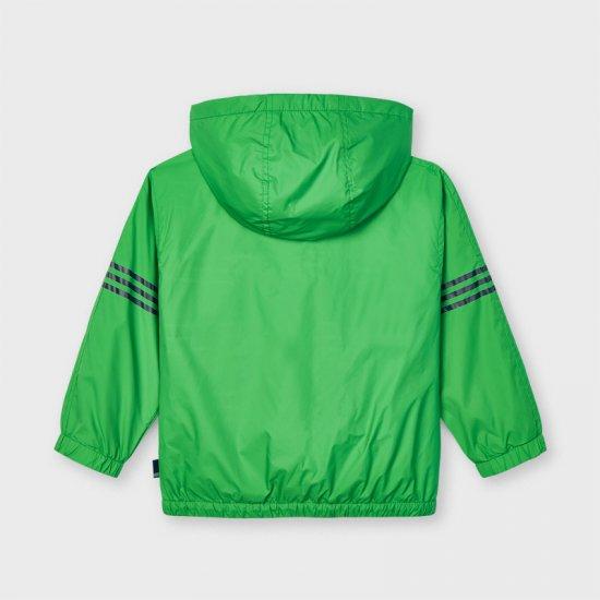 Пролетно яке за момче в зелено