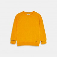 Пуловер Mayoral в жълто