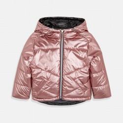 Двулицево яке Mayoral за момиче в розово и черно