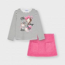 Комплект пола и блуза Mayoral