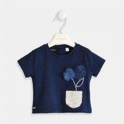 """Синя тениска """"Sarabanda"""""""