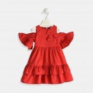 """Червена рокля """"Sarabanda"""""""