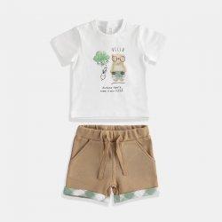 "Бебешки комплект ""Hello"" блуза и панталон"