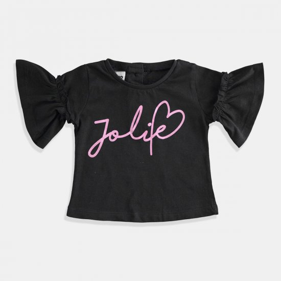 Черна блуза за момиче i DO