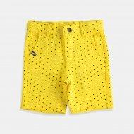 Детски жълт панталон за момче i DO