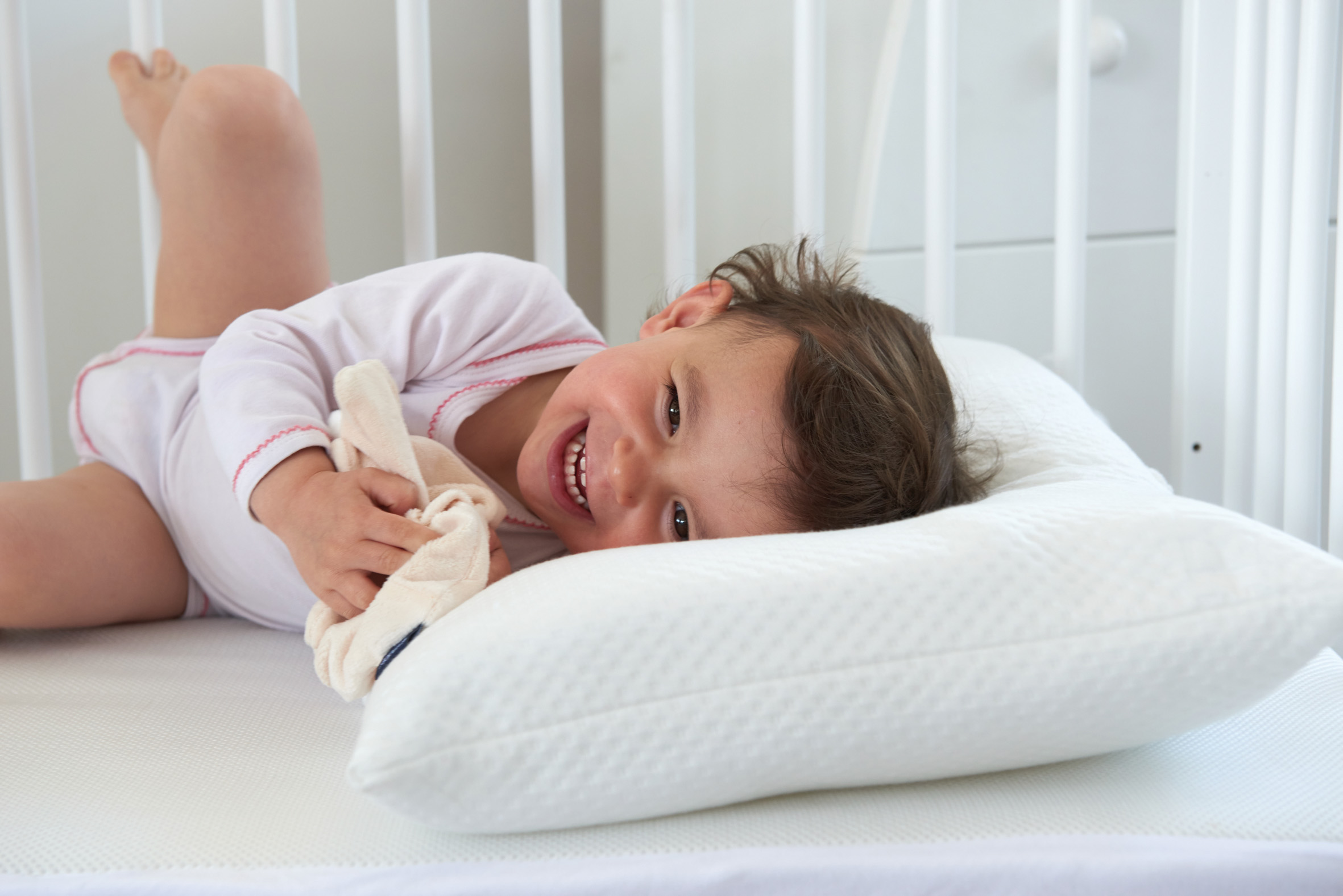 Детска Възглавница Fresh с покритие Tencel 60x40См Candide