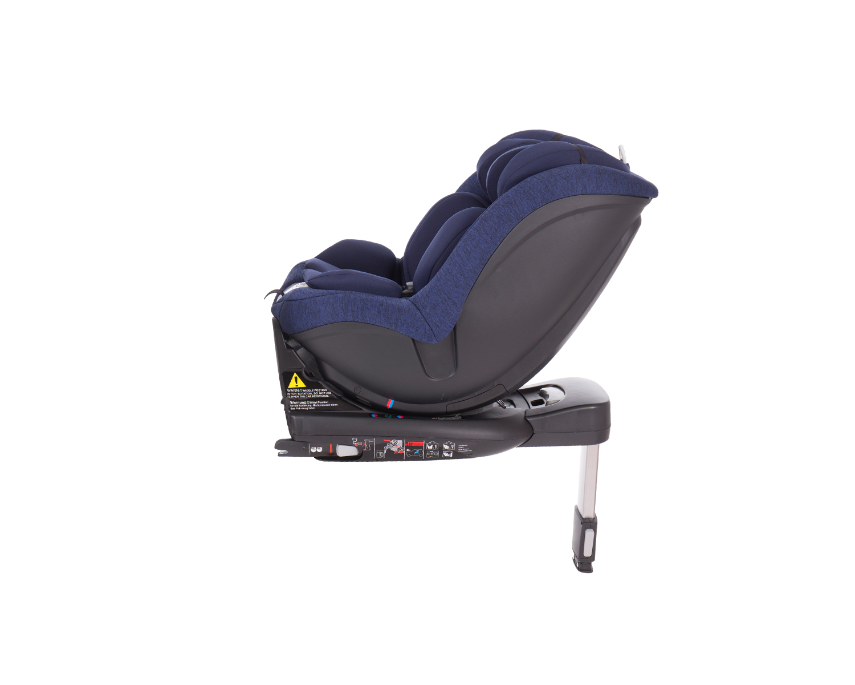 Стол за кола 0-1 (0-18 кг) Odyssey I-size ISOFIX Blue