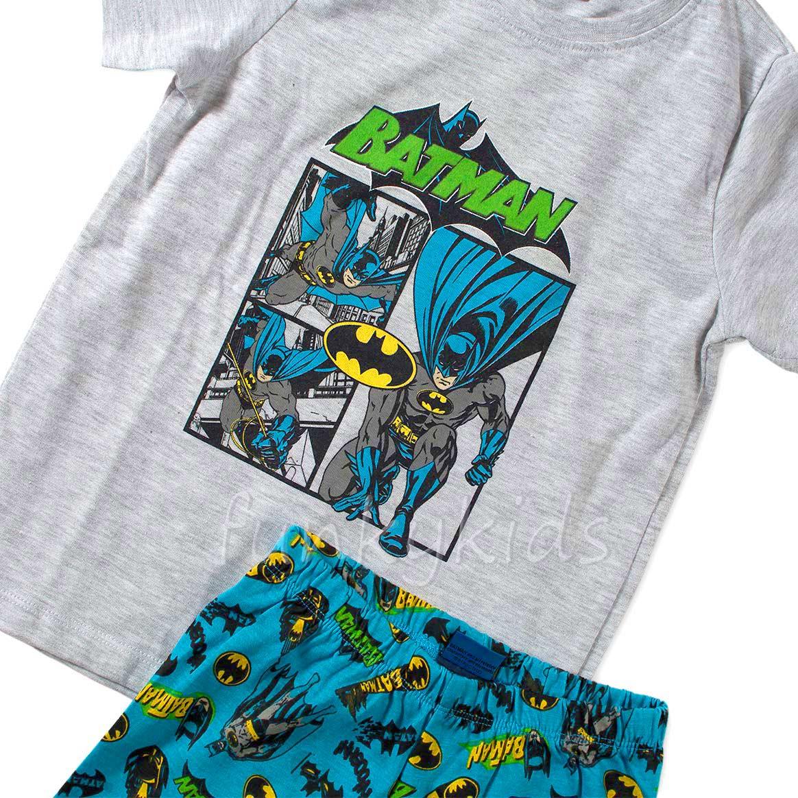 Детска лятна пижама момче Batman
