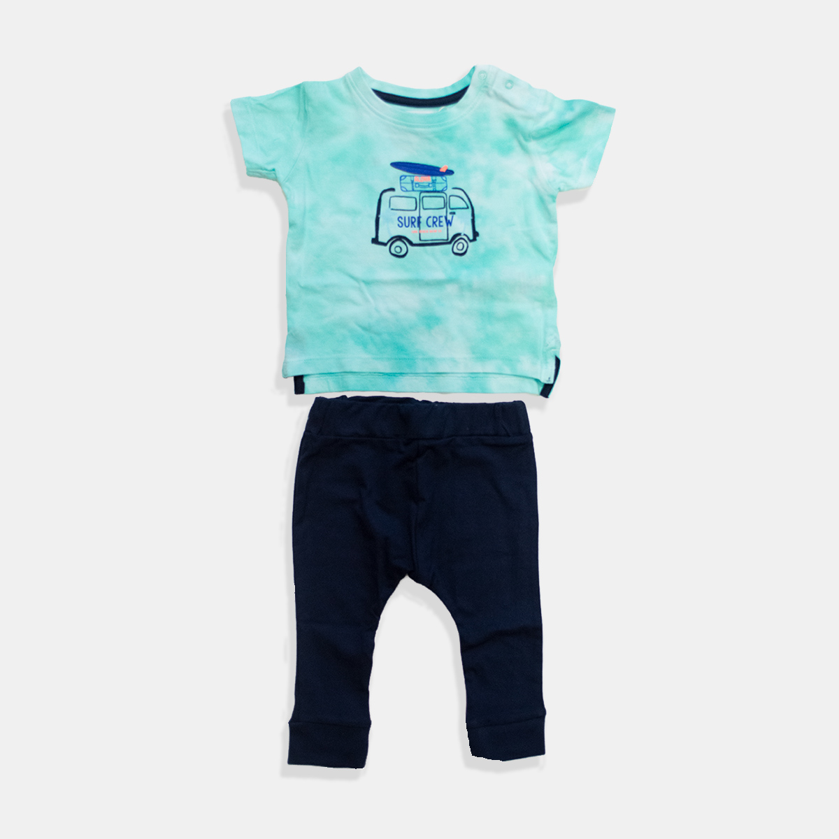 Комплект Minoti за бебе момче