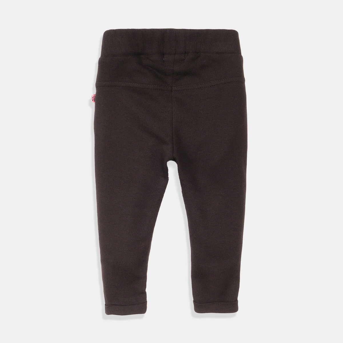 Детски спортни панталони Dirkje опушено сиво