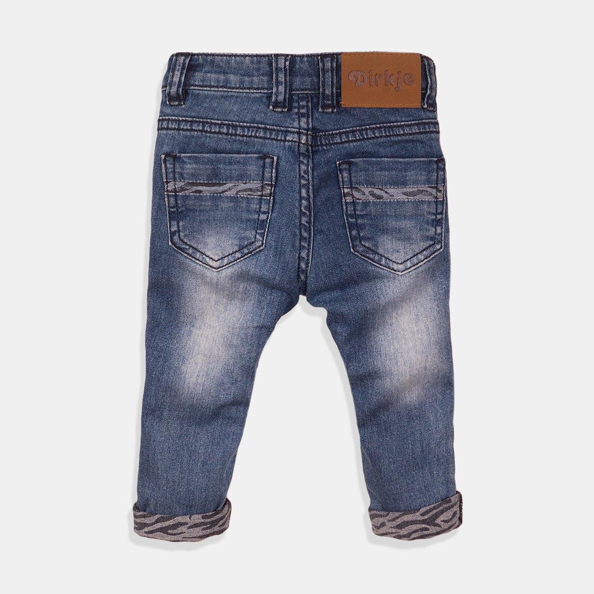 Детски дълги дънки за момче Dirkje