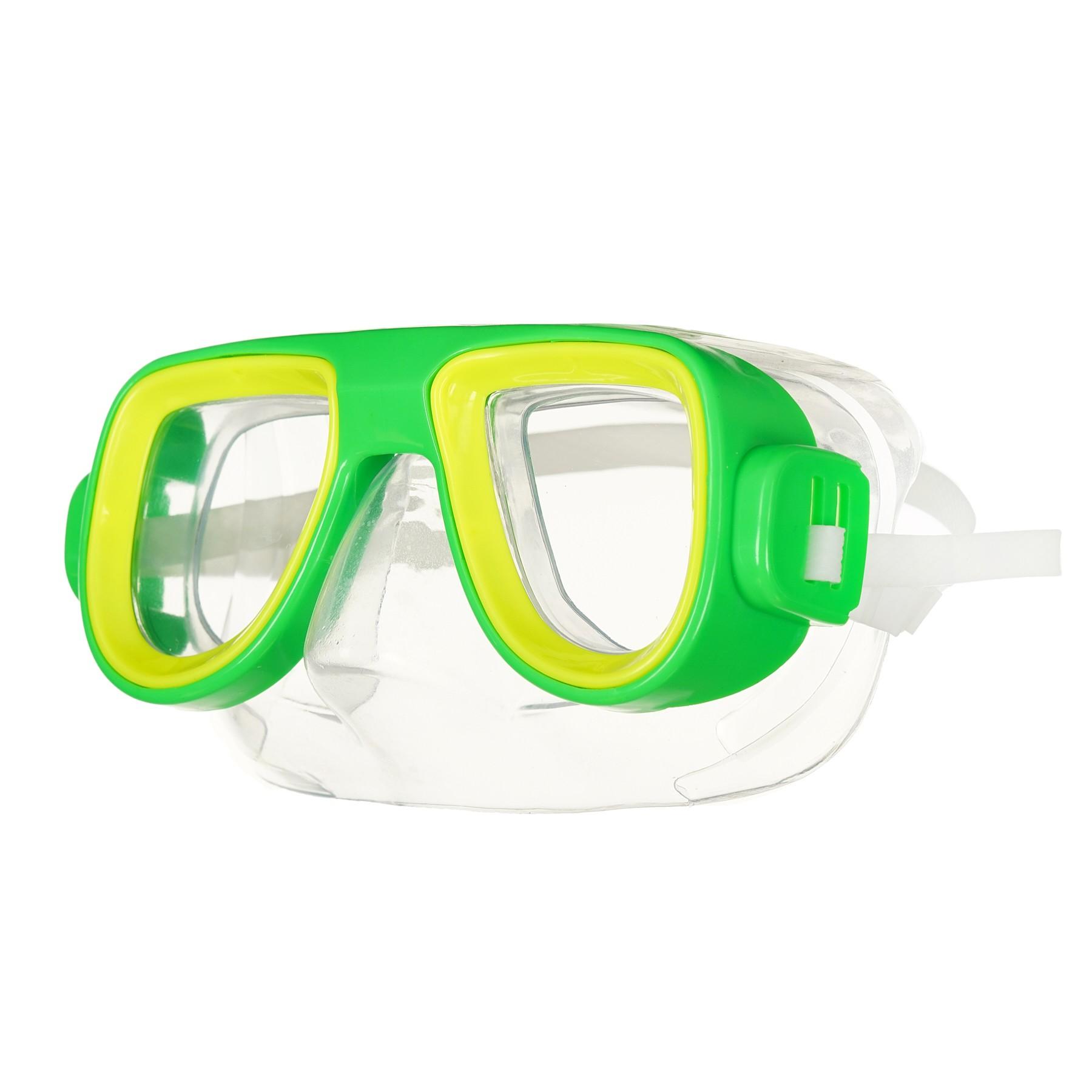 Комплект за плуване - маска с шнорхел